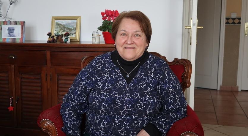 Geneviève, a associé sport et diabète pour combattre sa maladie au quotidien