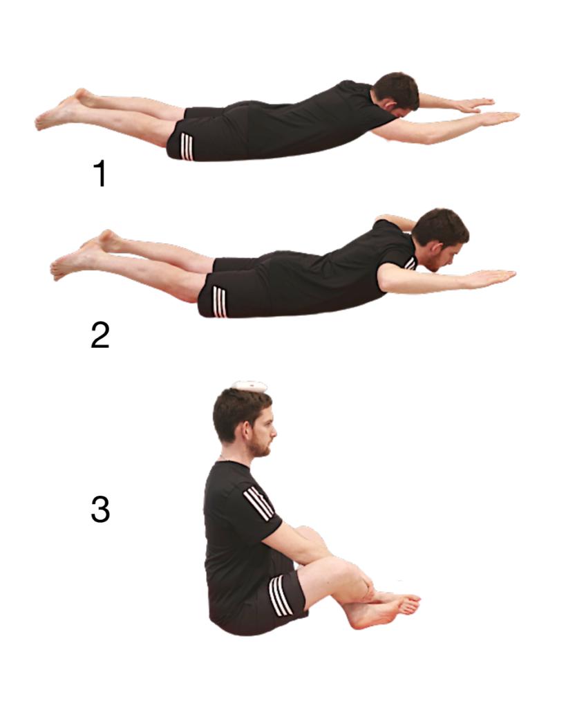3 exercices qui travaillent la musculature profonde du dos à la maison